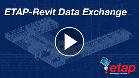 ETAP-Revit Data Exchange