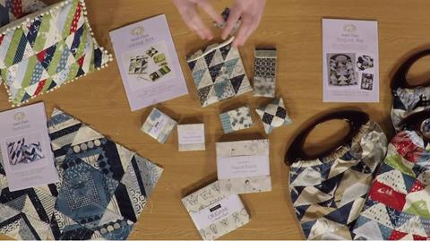 How to use Precuts with Janet Clare