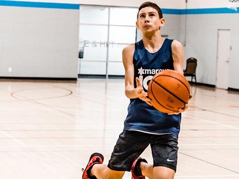 Summer Basketball Development Program
