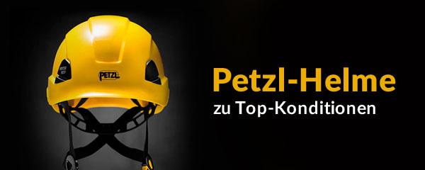 Petzl-Helme – zu Top-Konditionen