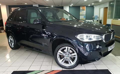 2013 BMW X5 30d (Front)