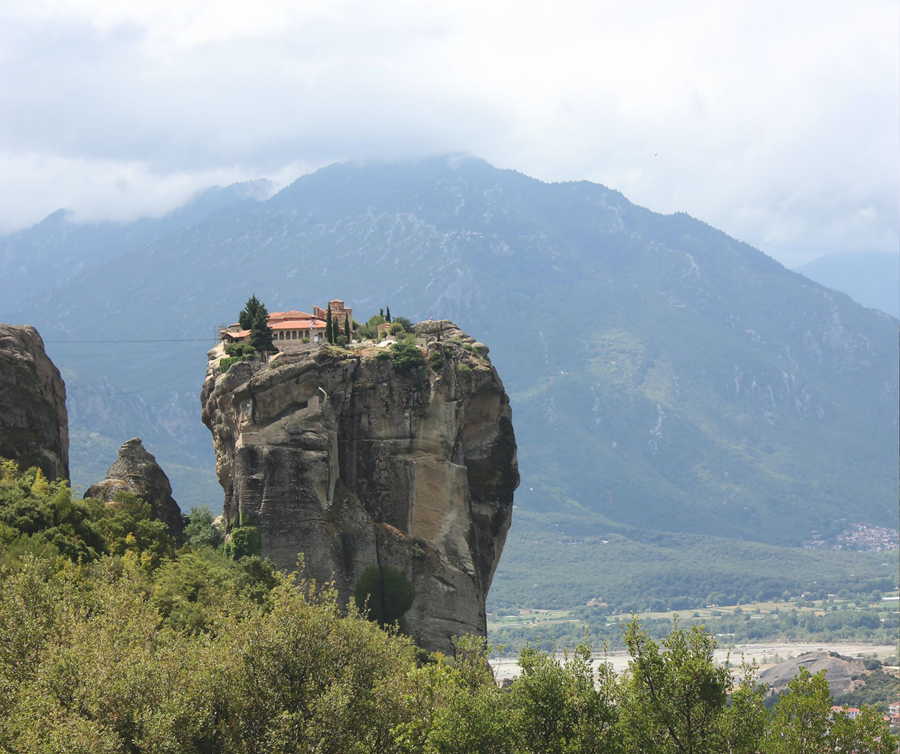 Explore Kalambaka Meteora Greece Travel with Purpose Maranatha Tours