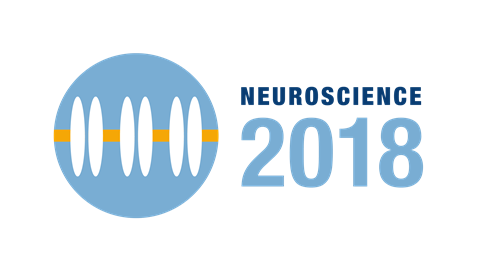 Neuroscience 2018 logo