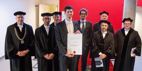 PhD Defense on Tailored Blanks