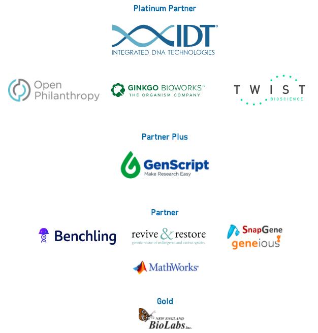 img: iGEM 2020 Sponsor logos