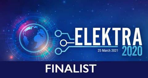 PRFI shortlisted for Elektra Award