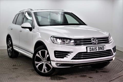 2015 VW Touareg (Front)