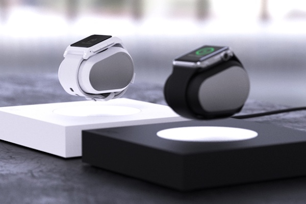 LIFT LEVITATES YOUR SMARTWATCH WHILE CHARGING IT