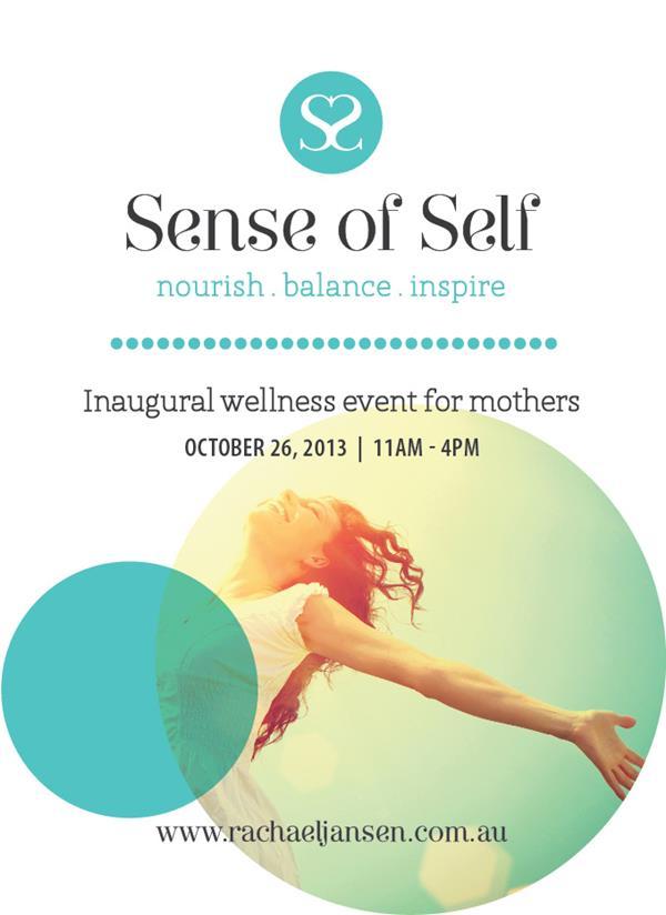 Sense of Self Seminar