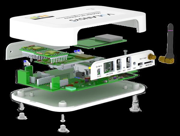 Modular IoT Gateway