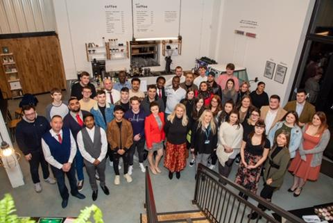 BUSINESS STUDENTS DEMONSTRATE ENTREPRENEURIAL SKILLS AT PROJECT SHOWCASE