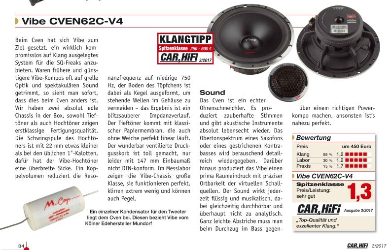 Car & Hifi review