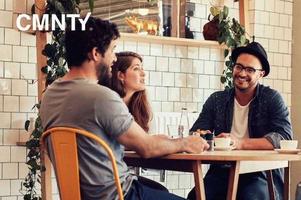 BUILD AN INSPIRING ONLINE COMMUNITY PLATFORM WITH CMNTY. TRY IT FOR 30 DAYS