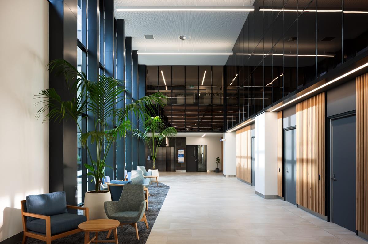 Specialist Centre atrium