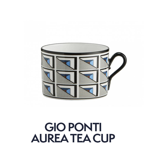 GIO PONTI AUREA TEA CUP