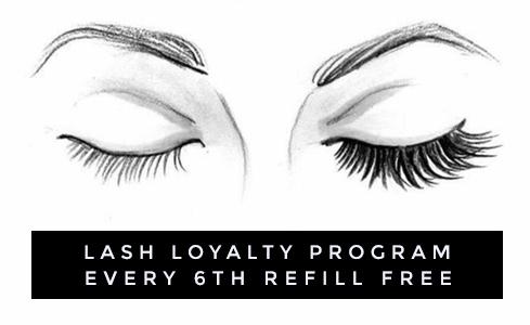 Medicine of Cosmetics Lash Loyalty Program