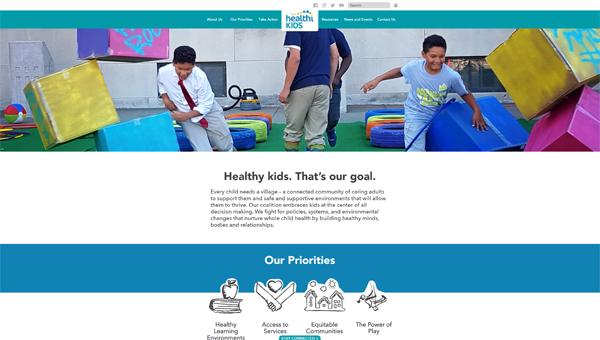 Healthi Kids' change agenda