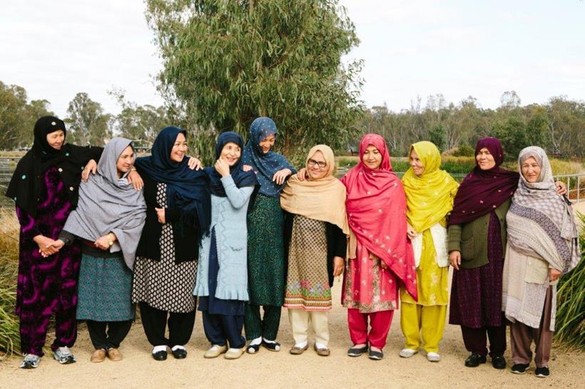 Khanuma women's group