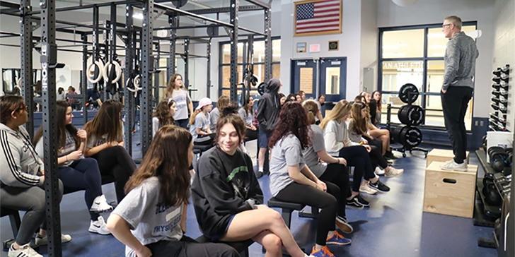 Teachers Turned Coaches: School's PE Department Built On CrossFit Methodology