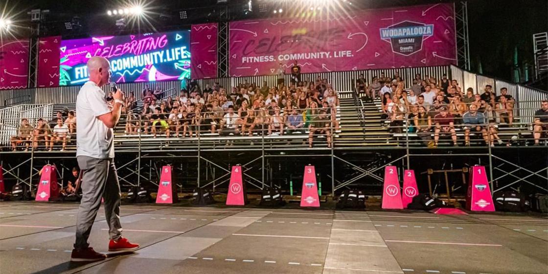 Fun and Fitness in the Sun, Wodapalooza Draws Big Crowds