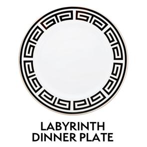 Labyrinth Dinner Plate