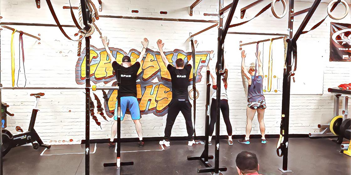 Canadian High School Clocks A Decade Of Coaching CrossFit Classes