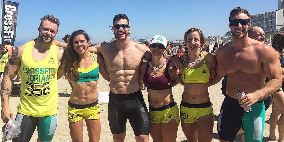Tough Road To The Games: How CrossFit Saved Darcia Ondrovcik's Life