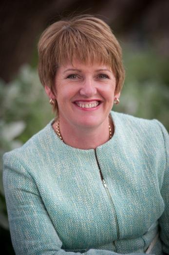Minister Jo Goodhew