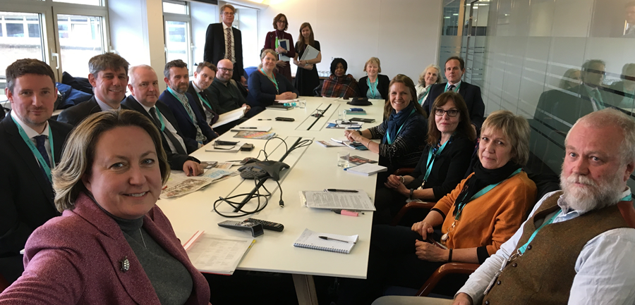 Secretary of State roundtable meeting 27 Febraury