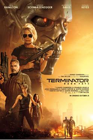 Watch Terminator: Dark Fate Trailer