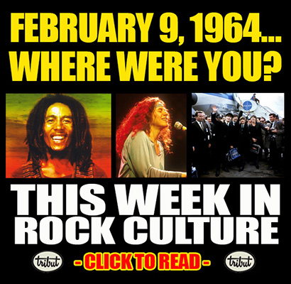 Tribut Apparel, 'When Music Really Matters'. This Week In Rock Culture. Click here.