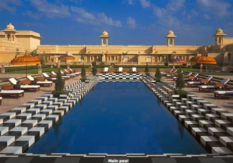 An Amazing Hotel in India