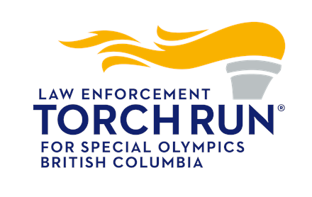 BC Law Enforcement Torch Run logo