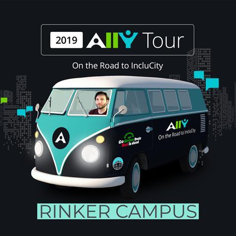 Ally Tour Bus