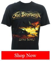 Joe Bonamassa 'Dust Bowl' World Tour tee