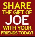 Share Joe on Facebook with your friends now!