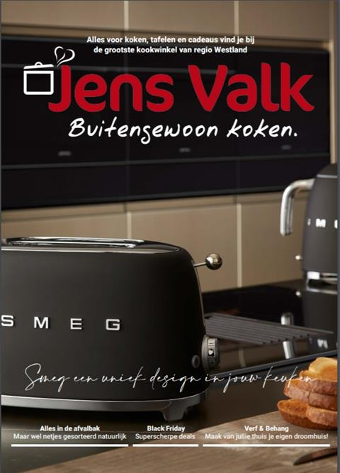 Digitaal magazine november Jens Valk
