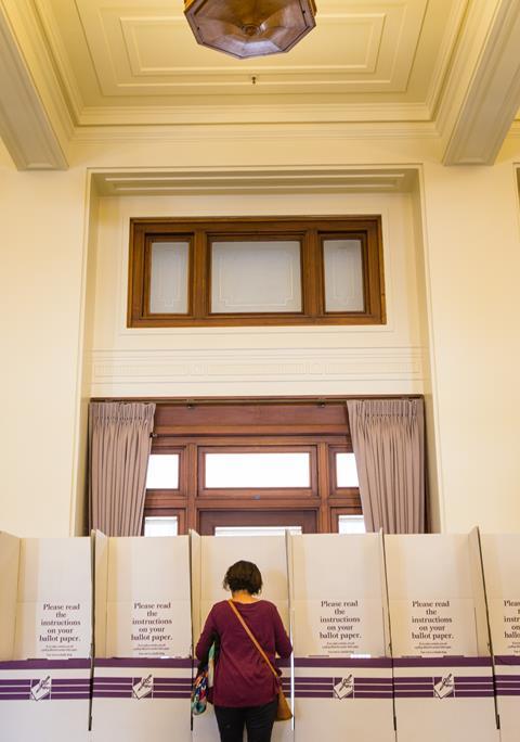 Pre-polling