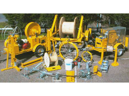 Cable Laying & Pulling - Installing LV-HV Cable In Duct