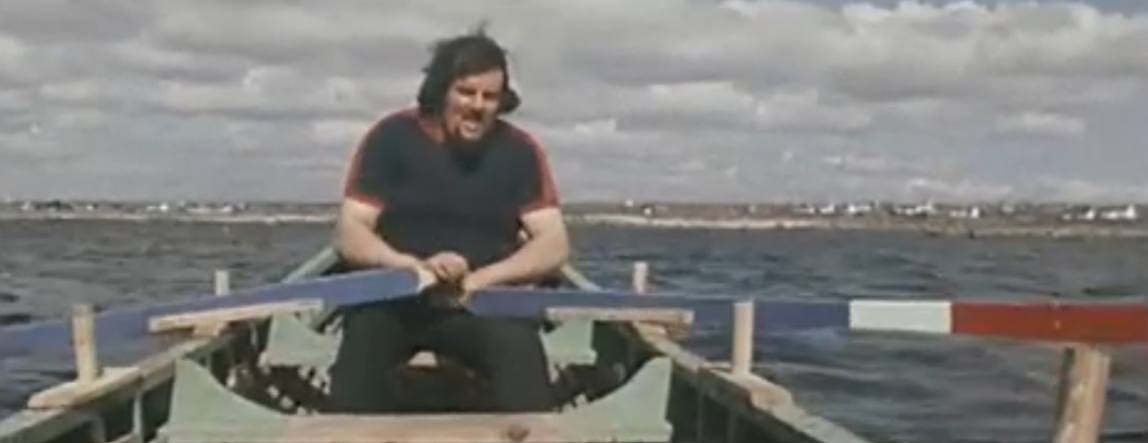 Connemara Currach Rower (1978)