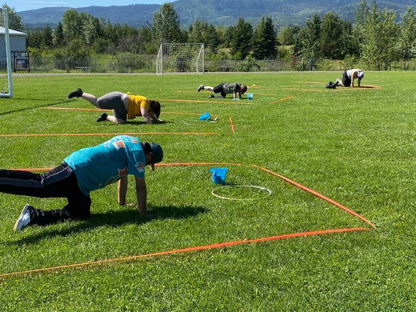 Special Olympics BC - Burns Lake Club Fit Pilot Program