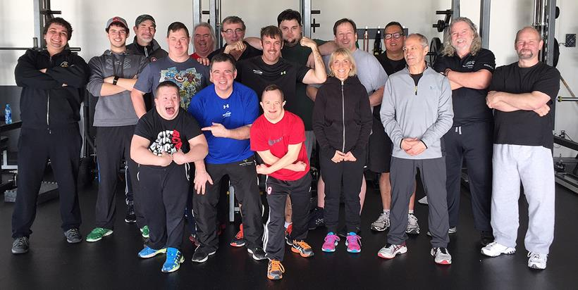 Special Olympics BC Powerlifting Performance Camp