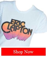 Eric Clapton - Retro Babydoll Tee