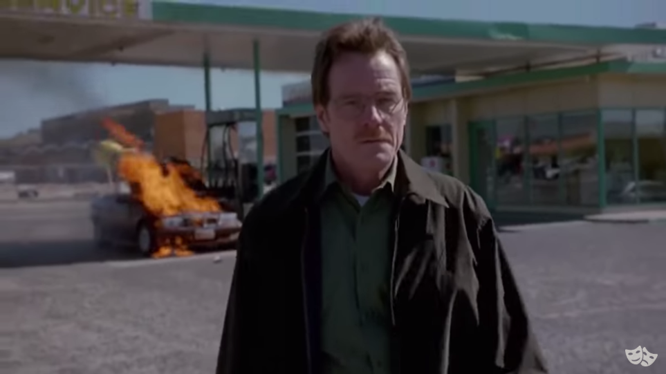 How they wrote Breaking Bad
