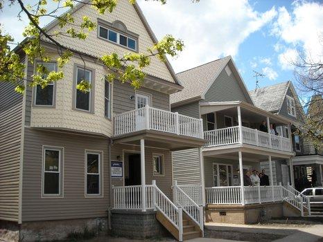 LISC Buffalo Housing
