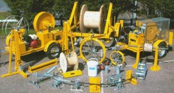 Cable Pulling & Cable Laying