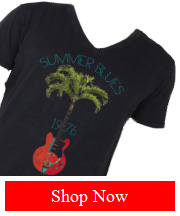Tribut - Tribut Summer Blues tee