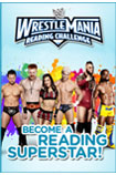Wrestle Mania Reading