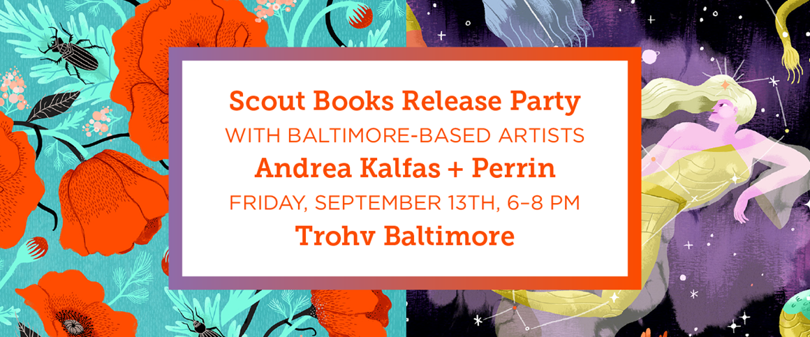 Release Party at Trohv Baltimore!