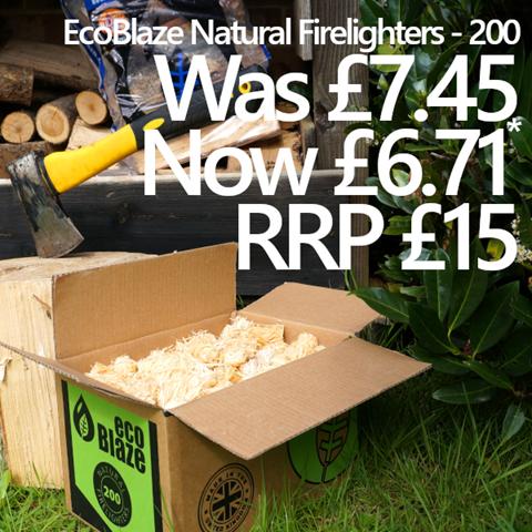 firelighters 200 box
